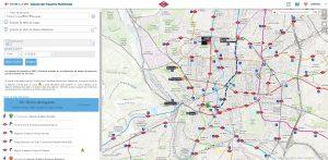 Metro de Madrid ha mejorado su app.