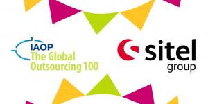 La IAOP reconoce un año más a Sitel Group en la Lista Global de Externalización 100.