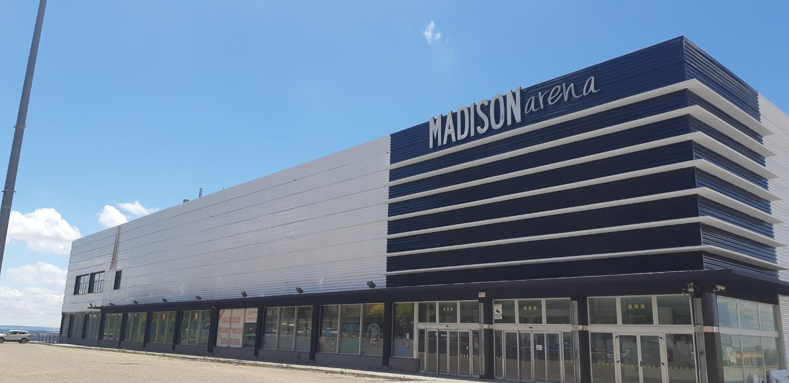 Madison Arena, nueva sede de Madison.