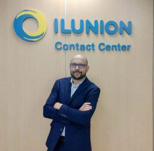Alejandro Mateo Romo, nuevo director de Tecnología e Innovación de ILUNION Contact Center BPO.