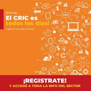 Logo del CRIC virtual.