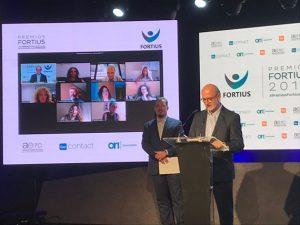 Enhorabuena a los ganadores de los Premios Fortius 2019.