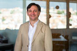Óscar Díez nos cuenta los retos de sus nuevo cargo como director general de Sitel España.