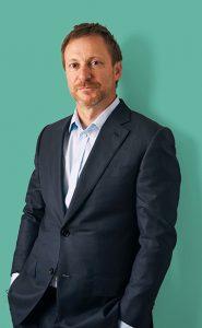 Paul Smith, vicepresidente sénior y director general de ServiceNow para la región EMEA.