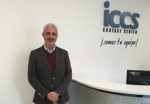 Roberto Robles, director de tecnología y soluciones digitales de ICCS.