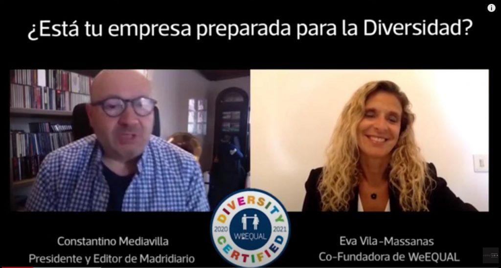 WeEQUAL y Sotto Tempo se unen para lanzar una Certificación sobre Diversidad e Inclusión