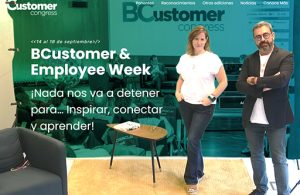 BCustomer & Employee Week: récord de asistencia.