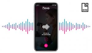 Los clientes de EVO Banco podrán utilizar la voz como su mejor contraseña.