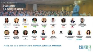 BCustomer&Employee Week completa su interesante agenda de conferencias.