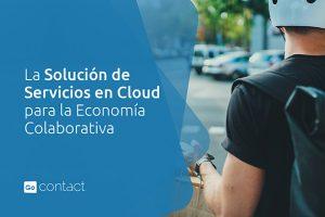 La digitalización, ese elemento fundamental en la economía colaborativa.