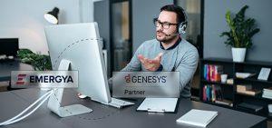 Emergya desarrolla asistentes virtuales para la plataforma Genesys Cloud.