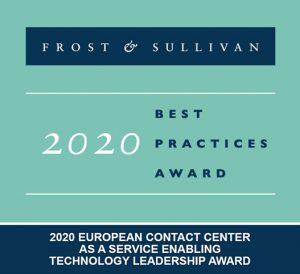 Reconocido un año más el liderazgo tecnológico de inConcert por Frost & Sullivan.