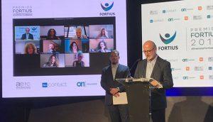 Abierto el plazo para presentar candidaturas a los Premios Fortius 2020.