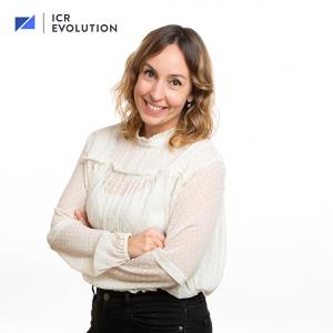 ICR Evolution nombra a Aitana Arias nueva directora de Marketing.