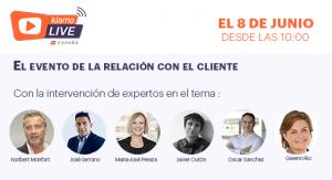 Tiempo para analizar la relación con el cliente en KiamoLive España.
