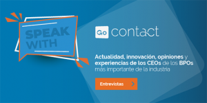 Arranca Speak with Go, el programa de entrevista de GoContact.