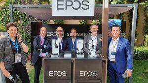 EPOS redefine la comunicación del futuro en la última edición de Expocontact.
