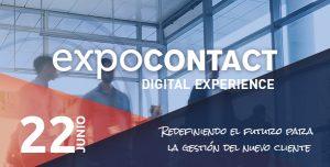 Relación Cliente invita a sus lectores a Expocontact Digital Experience.