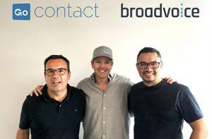 La compañía Broadvoice amplía su presencia internacional con la compra de GoContact.