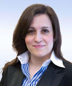 Isabel María Gómez, directora global de seguridad de la información de Atento.