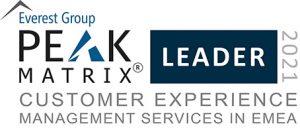Everest Group vuelve a elegir a Majorel Líder Customer Experience Management en EMEA.