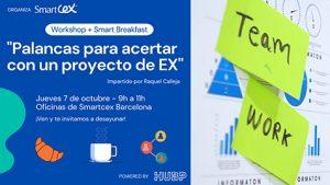 ¿Qué palancas hay que accionar para realizar con éxito con un proyecto de EX?