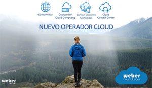 Llega al mercado Weber Cloud Solutions para facilitar adopción de la nube.