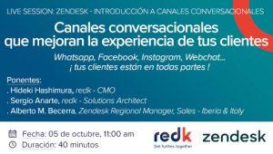 Evento sobre la importancia de las redes sociales en la CX.
