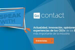 Arranca Speak with Go, el programa de entrevista de GoContact.